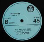 Lepa Brena (Fahreta Jahic Zivojinovic) - Diskografija  29515101_Ploca_B