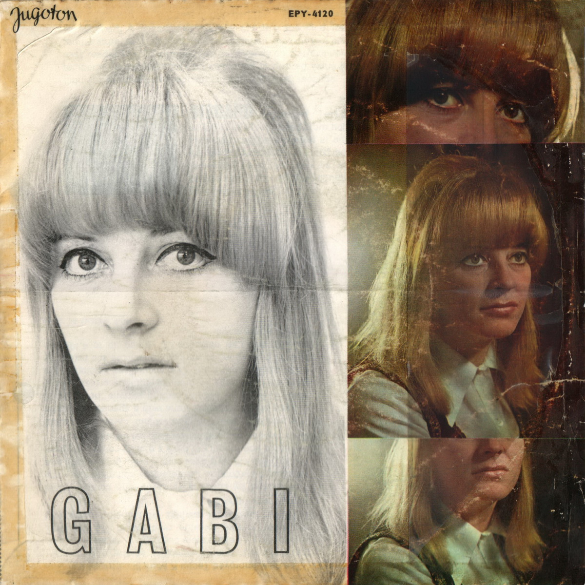 Gabi Novak 1968 Dragi A