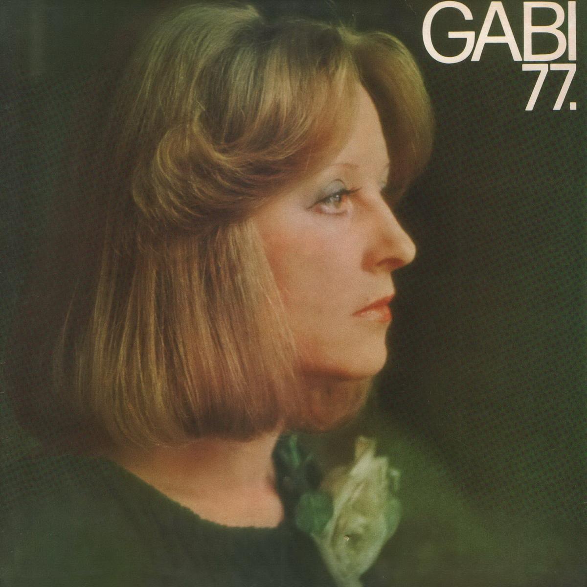 Gabi Novak 1977 Gabi 77 A