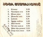 Joca Stevanovic - Diskografija  27964852_Zadnja