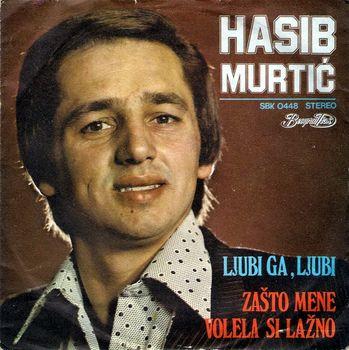 Hasib Murtic - 1978 - Ljubi ga ljubi  34916788_naslovna